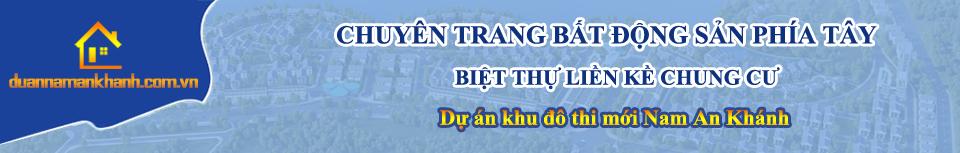 Dự án Nam An Khánh