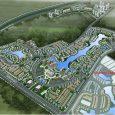 Nam An Khánh Sudico có vị trí gần với các dự án bất động sản lớn