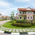 Sản phẩm biệt thự ở khu đô thị Nam An Khánh