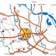 Khu đô thị Nam An Khánh Sudico gần nhiều tuyến đường trọng điểm
