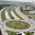 Khu đô thị Nam An Khánh nằm gần đại lộ Thăng Long