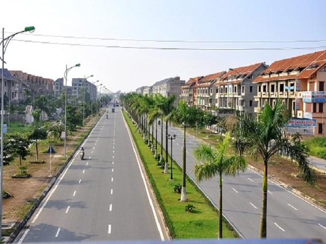 Hạ tầng giao thông là một trong những điểm đặc biệt của dự án Nam An Khánh