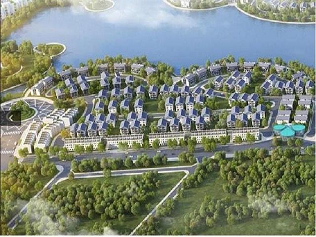Hình ảnh về khu đô thị Nam An Khánh