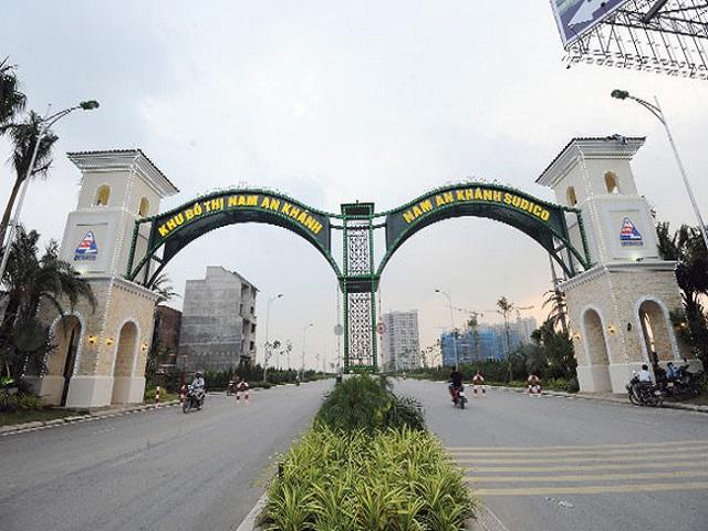 Khu đô thị Nam An Khánh một dự án lớn ở phía Tây