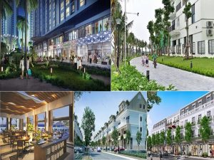 Dự án Nam an Khánh với khu biệt thự sang trọng