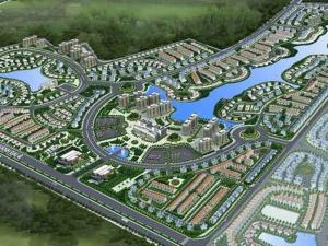 Địa điểm Nam An Khánh Sudico nằm trong khu vực phát triển mạnh mẽ
