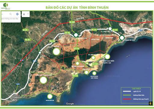mua bán đất giá rẻ tại Bình Thuận